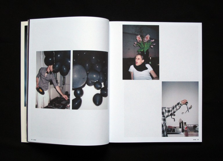 Anna Haas, Visual Communication Journal